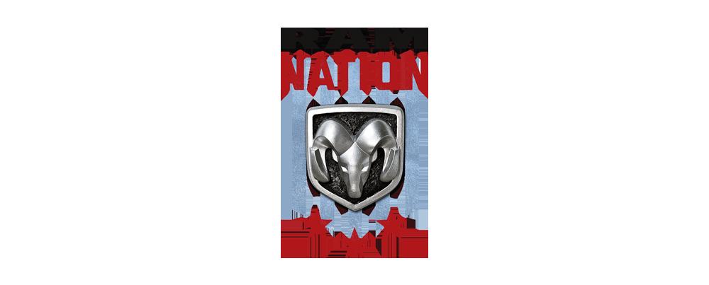Logo de Ram Nation.