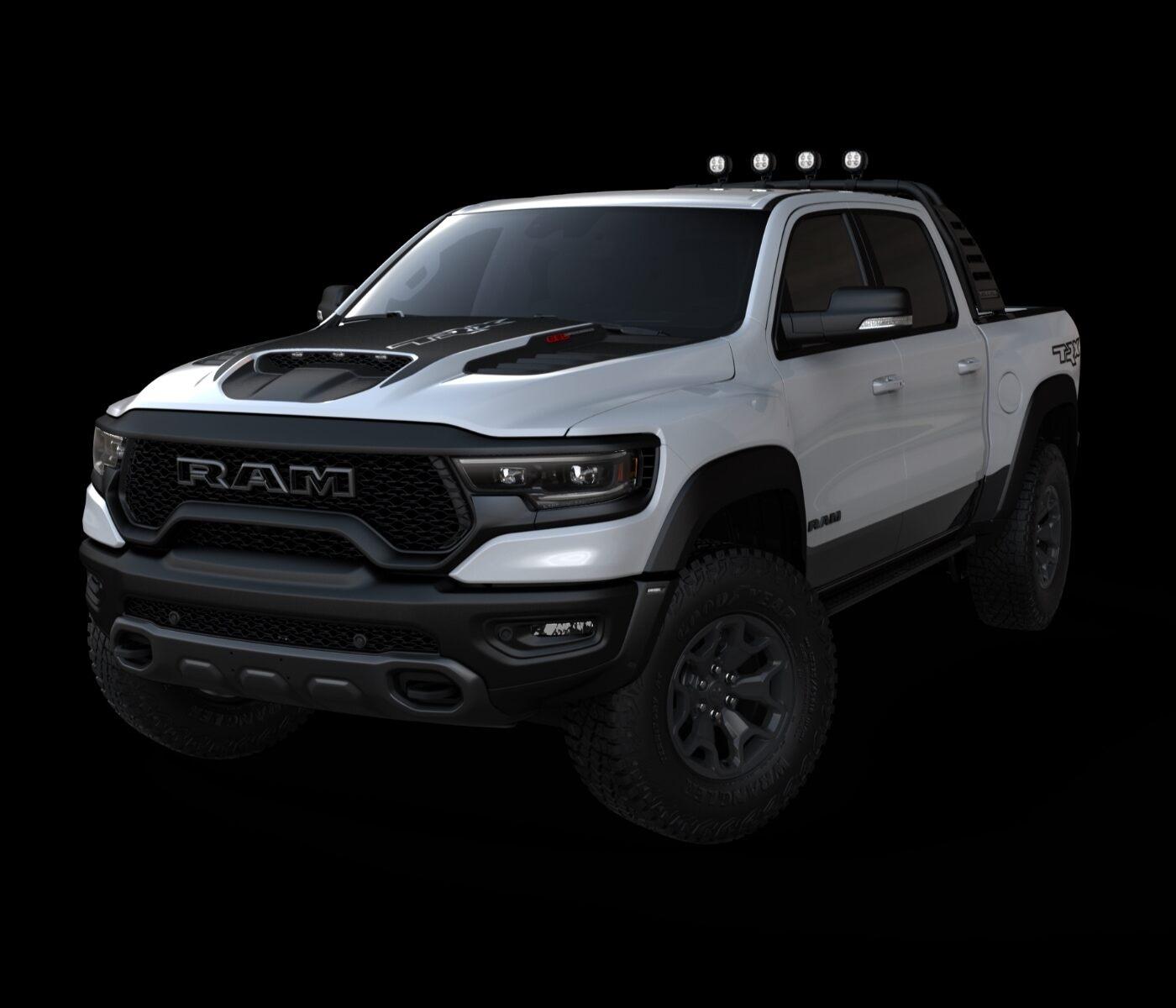 Ram 1500 Trx 2021 Camioneta Todoterreno Camionetas Ram