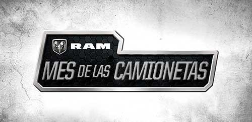 Logo del evento Mes de las camionetas