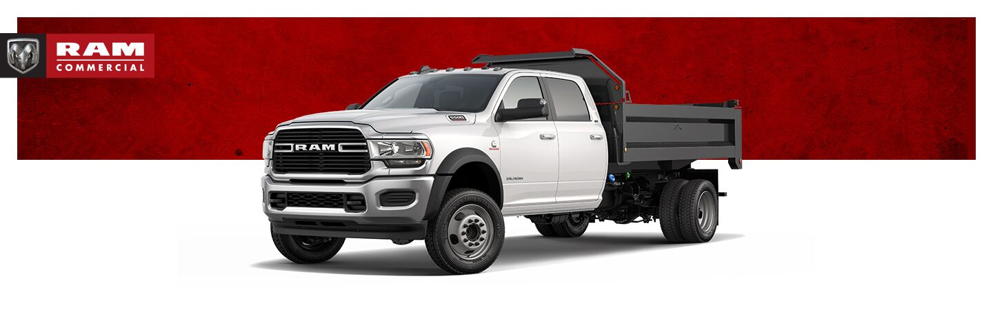 Ram Chassis Cab. Ram comercial