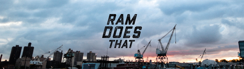 Ram lo hace