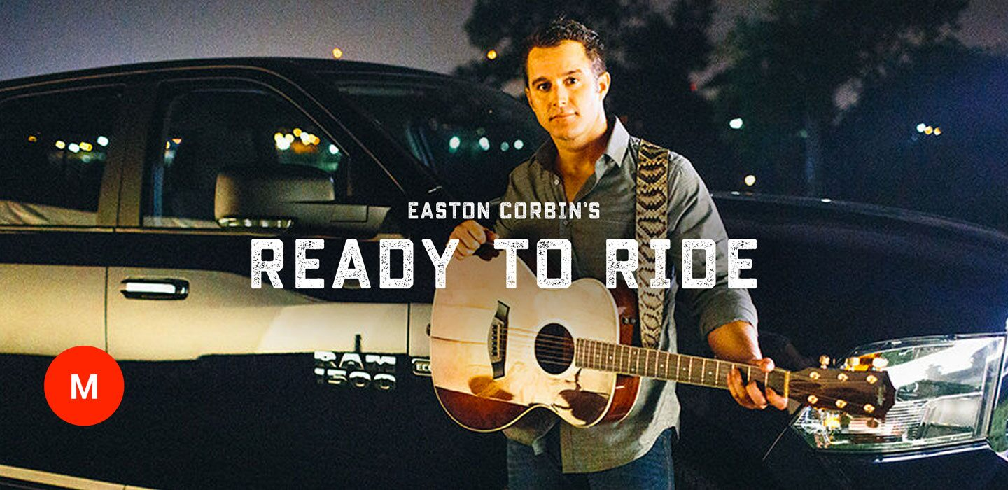 Vida Ram - Ready to ride de Easton Corbin