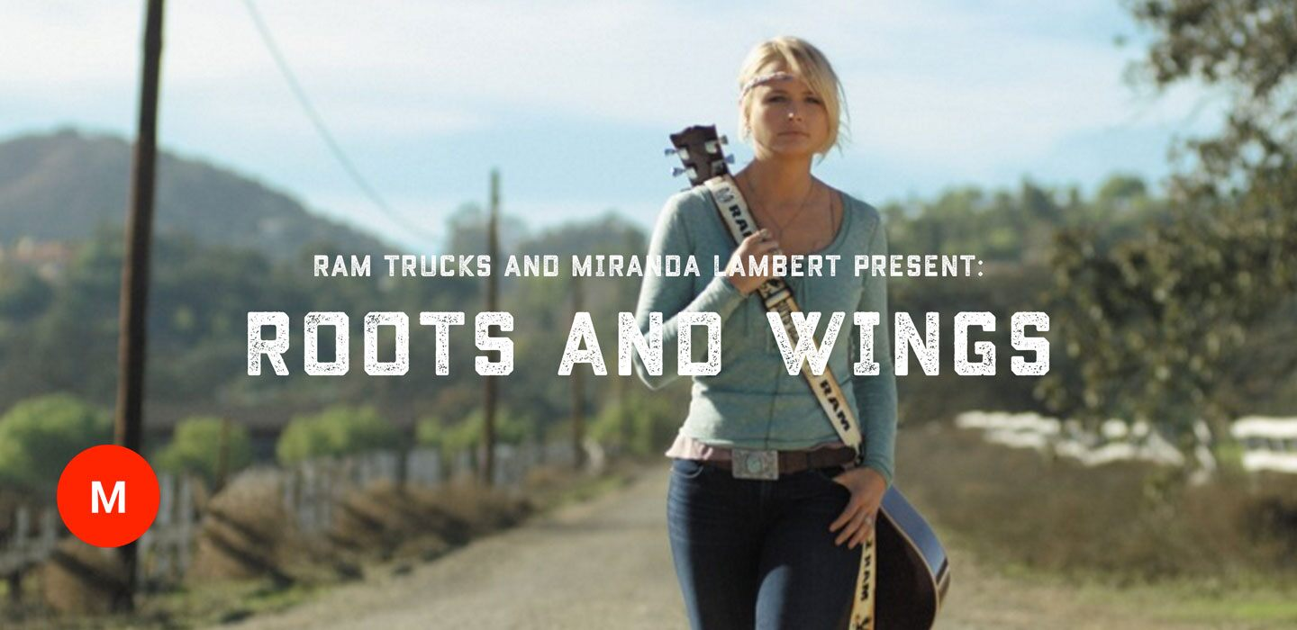 Vida Ram - Miranda Lambert presenta Roots and Wings
