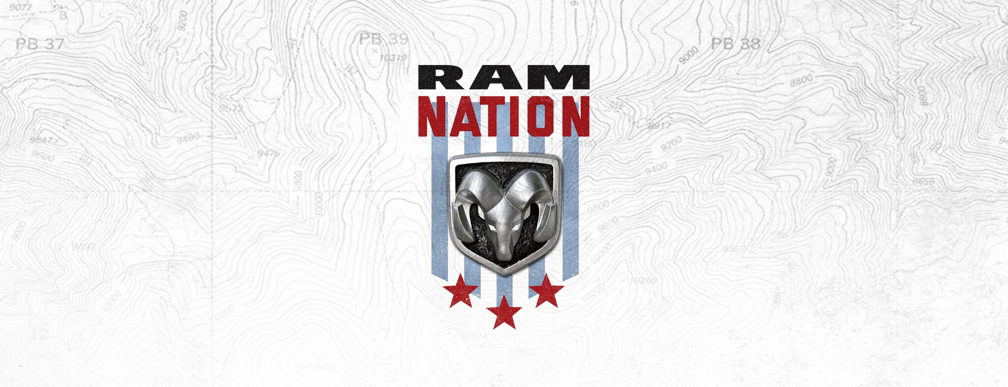 Logo de Ram Nation.