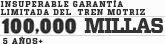 Camionetas Ram: garantía limitada del tren motriz diésel de 5 año(s)/100,000 millas